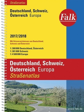 Falk Straßenatlas Deutschland : falk stra enatlas deutschland schweiz sterreich europa ~ Jslefanu.com Haus und Dekorationen