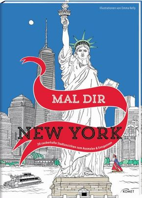 Mal dir New York