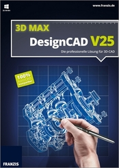 Design CAD 3D Max V25, CD-ROM