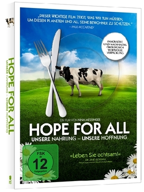 Hope for All, 1 Blu-ray