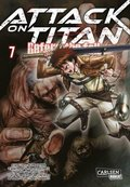 Attack on Titan - Before the Fall - Bd.7