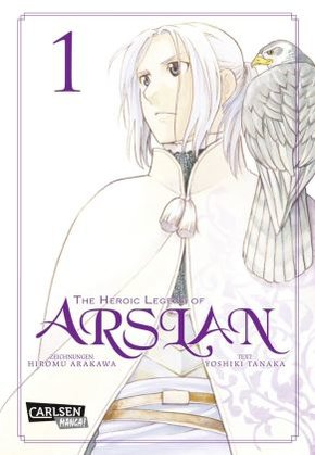 The Heroic Legend of Arslan - Bd.1