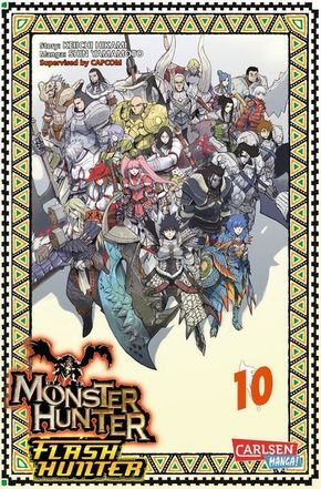 Monster Hunter Flash Hunter - Bd.10