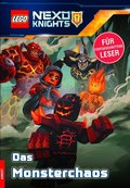 LEGO Nexo Knights - Das Monsterchaos