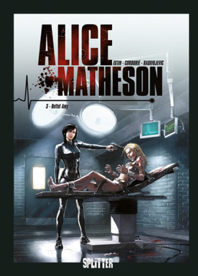 Alice Matheson - Rettet Amy