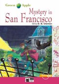 Mystery in San Francisco, w. Audio-CD