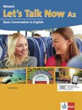 Network Now A2: Let's talk now, Students Book mit Audio-CD; Bd.A2