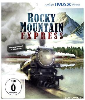 Rocky Mountain Express 4K, 1 UHD-Blu-ray