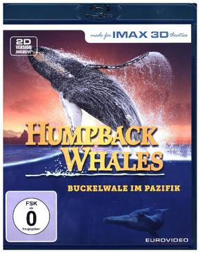 Humpback Whales 3D, 1 Blu-ray