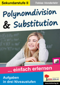 Polynomdivision & Substitution
