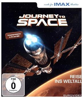Journey to Space 4K, 1 UHD-Blu-ray