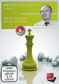 Pawn structures you should know, DVD-ROM