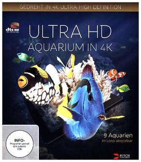 Ultra HD Aquarium 4K, 1 UHD-Blu-ray