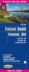 World Mapping Project Reise Know-How Landkarte Finnland, Süd (1:500.000); Finland,South / Finlande, Sur / Findlandia, Su