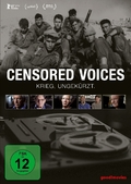 Censored Voices, 1 DVD