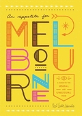 An Appetite for Melbourne, Map