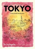 Tokyo: A Very Brief Introduction, Map