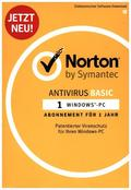 Norton AntiVirus Basic, 1 User, 1 Jahr, Elektronischer Software-Download