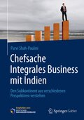 Chefsache Integrales Business mit Indien