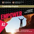 Cambridge English Empower: Elementary A2, 3 Class Audio-CDs