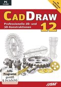 Cad Draw 12, CD-ROM