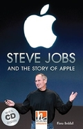 Steve Jobs and the Story of Apple, m. 1 Audio-CD