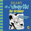 Diary of a Wimpy Kid: The Getaway, 2 Audio-CDs