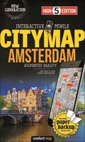 High 5 Edition Interactive Mobile Citymap Amsterdam