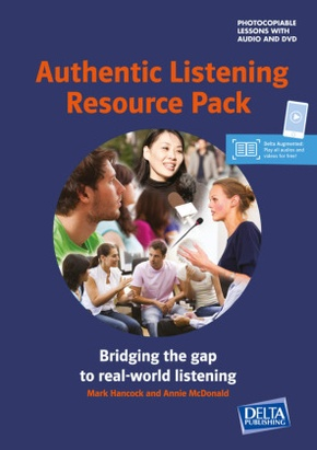 Authentic Listening Resource Pack, w. Audio-CD and DVD