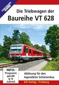 Die Triebwagen der Baureihe VT 628, 1 DVD-Video