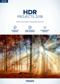 HDR projects 2018 (Win & Mac), 1 CD-ROM