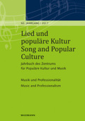 Lied und populäre Kultur / Song and Popular Culture 62 (2017)
