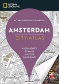 National Geographic City-Atlas Amsterdam