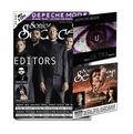 Sonic Seducer: Titelstory Editors, m. 2 Audio-CDs; Ausg.2018/3