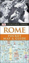 DK Eyewitness Travel  Rome Pocket Map and Guide