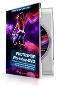 Photoshop-Workshop-DVD - Effekte für Typo, Layout & Foto