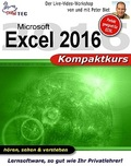 Excel 2016 - Kompaktkurs - Video-Training (DOWNLOAD)