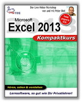 Excel 2013 Kompaktkurs - Video-Training (DOWNLOAD)