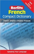 French Compact Dictionary (Berlitz Compact Dictionary)