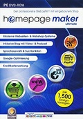homepage maker 10 Ultimate