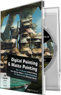 Digital Painting & Matte Painting mit Photoshop - Video-Training