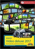 MAGIX Video deluxe 2017, m. DVD