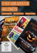 Flyer-Vorlagen für Halloween (DOWNLOAD)