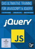 Das ultimative Training für JavaScript und jQuery (DOWNLOAD)