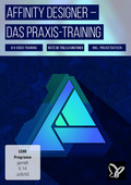 Affinity Designer - das Praxis-Training (DOWNLOAD)