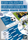 Design-Vorlagen für euren Sportverein - Komplettausstattung Vol. 3 (DOWNLOAD)