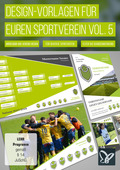 Design-Vorlagen für euren Sportverein - Komplettausstattung Vol. 5 (DOWNLOAD)
