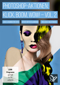 Klick, Boom, Wow! Photoshop-Aktionen der Premiumklasse! - Vol. 2 (DOWNLOAD)