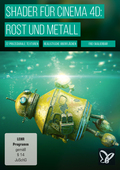 Material für Cinema 4D: Rost- und Metall-Shader (DOWNLOAD)