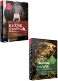 Hacking / Anti-Hacker Paket (3 Bücher)